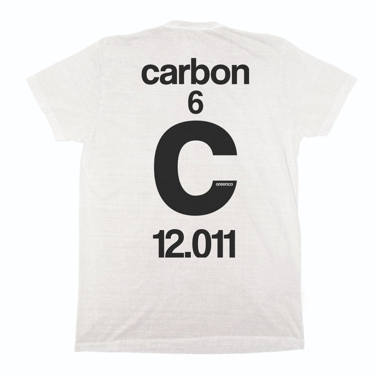 Sustainable Cotton Men's T-Shirt - Carbon 6