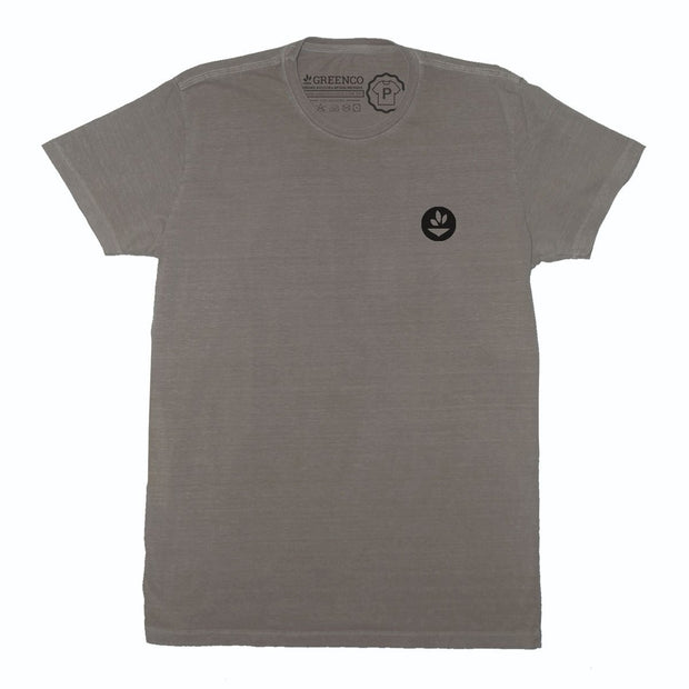 Sustainable Cotton Men's T-Shirt - Enjoy The Silence