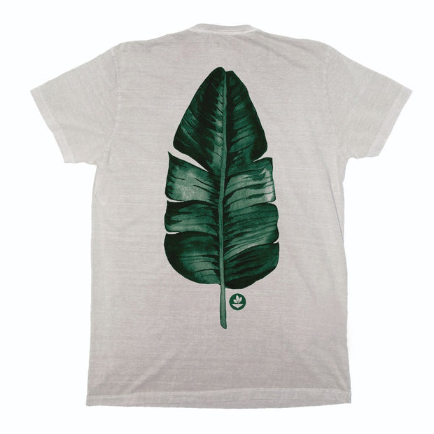 Sustainable Cotton Men's T-Shirt - Long Live Green