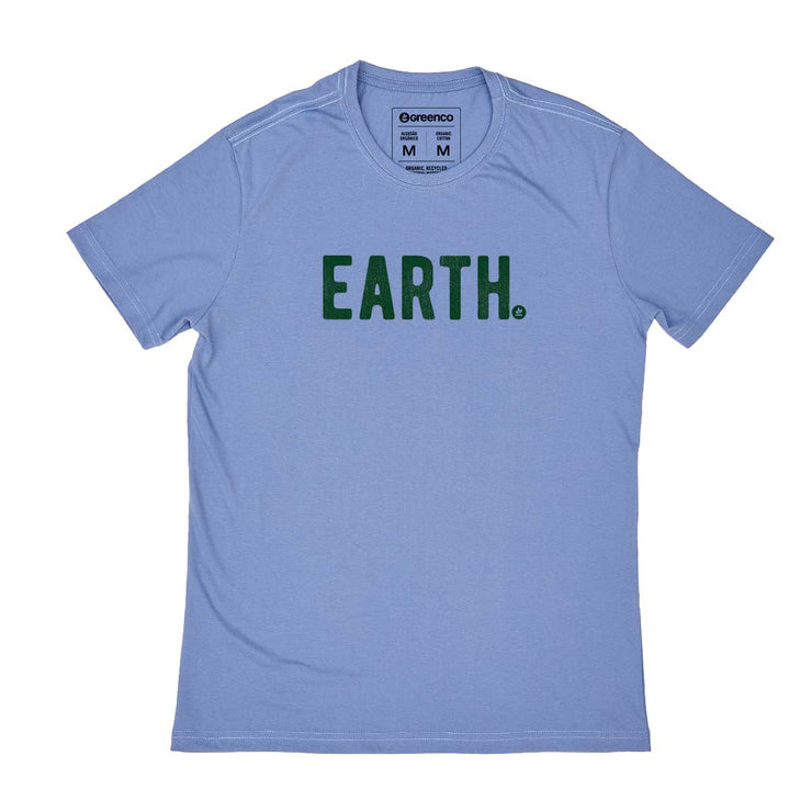 Organic Cotton Men's T-shirt - Earth