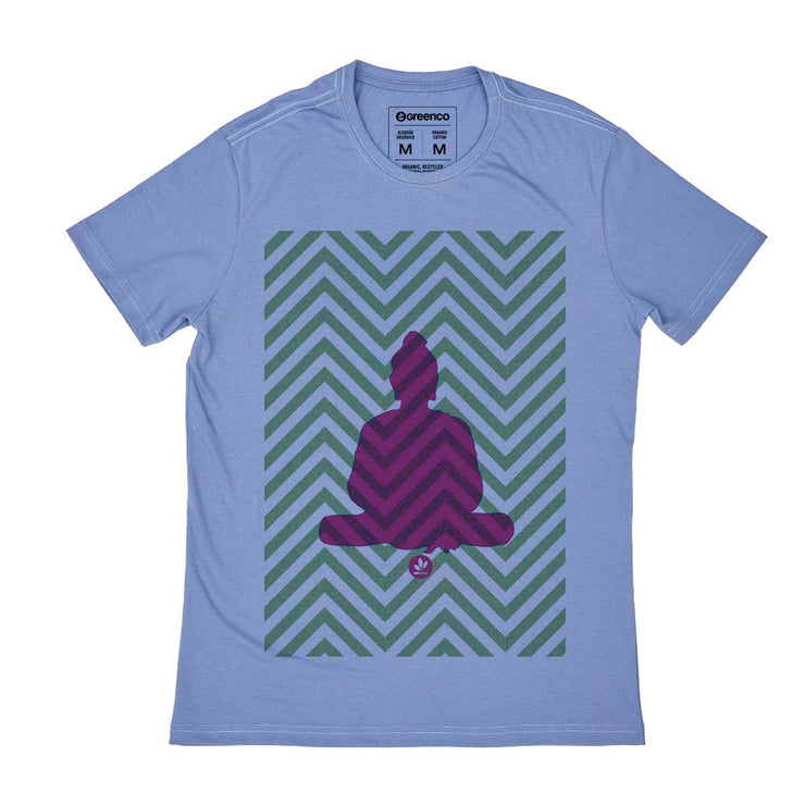 Organic Cotton Men's T-shirt - Meditation