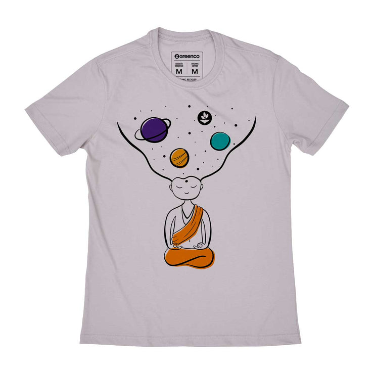 Organic Cotton Men's T-shirt - Quiet Please