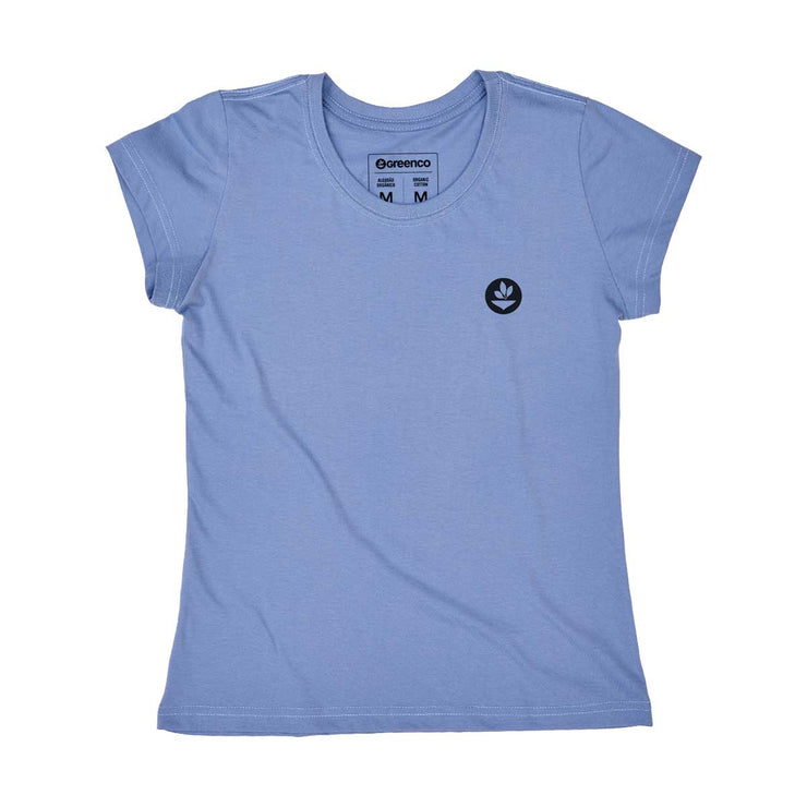 Organic Cotton Women's T-shirt - Tree Code
