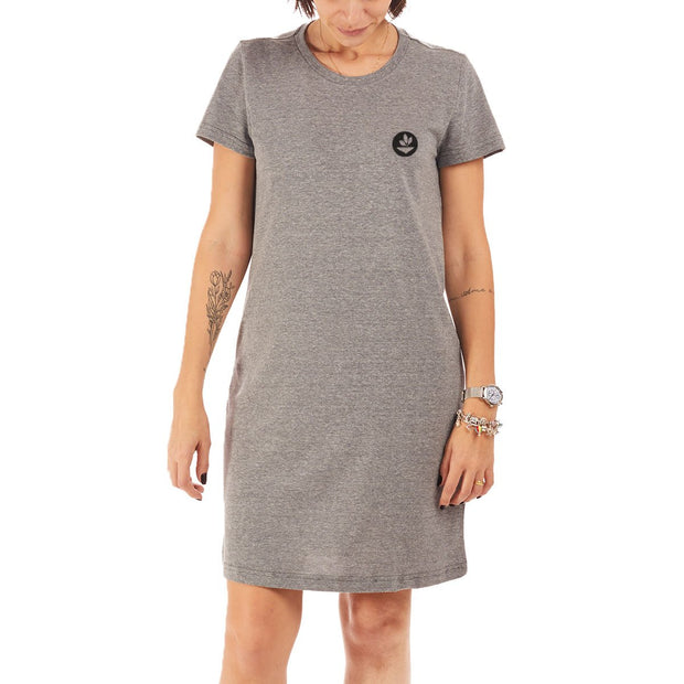 Recycled Polyester (PET) T-Shirt Dress - Basic