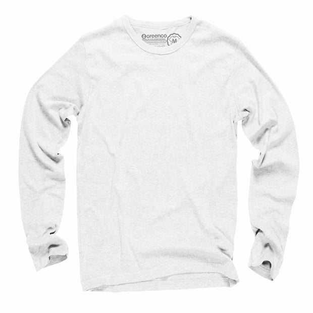 Sustainable Cotton Long Sleeve T-Shirt - Lisa