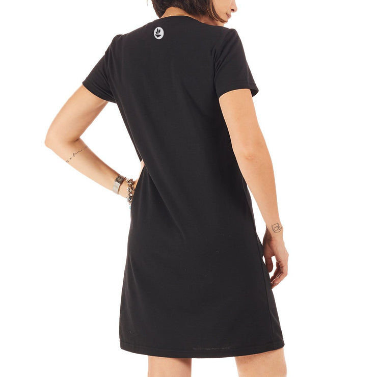 Recycled Polyester (PET) T-Shirt Dress - Amour