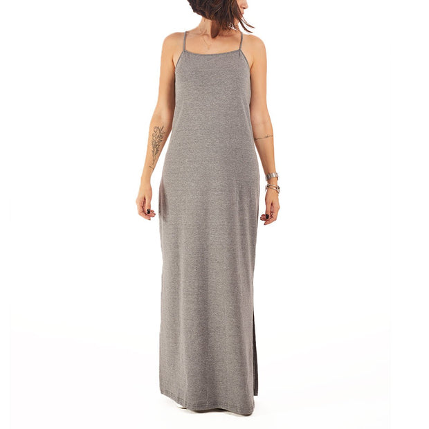 Recycled Polyester (PET) Maxi Dress - Liso
