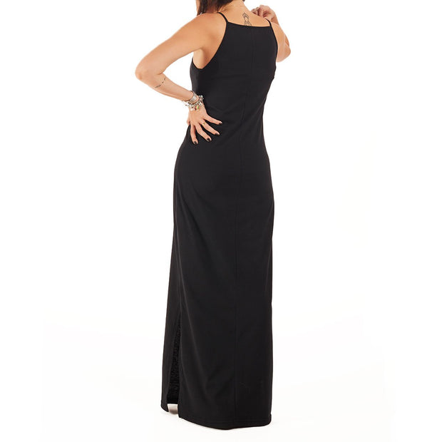 Recycled Polyester (PET) Maxi Dress - Basic