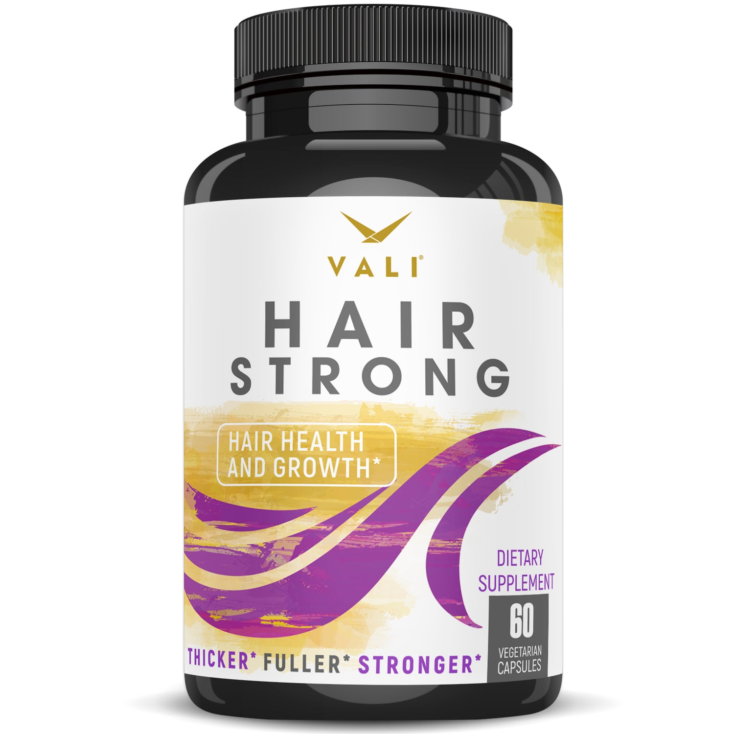VALI Hair Strong - Hair Health and Growth Vitamins