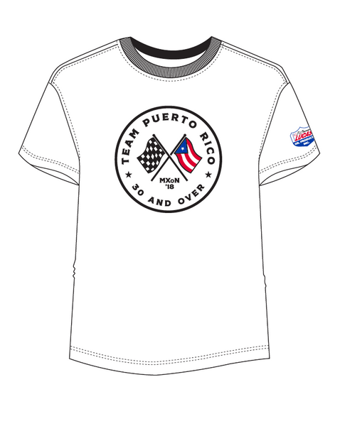 Official Team Puerto Rico Event Tee