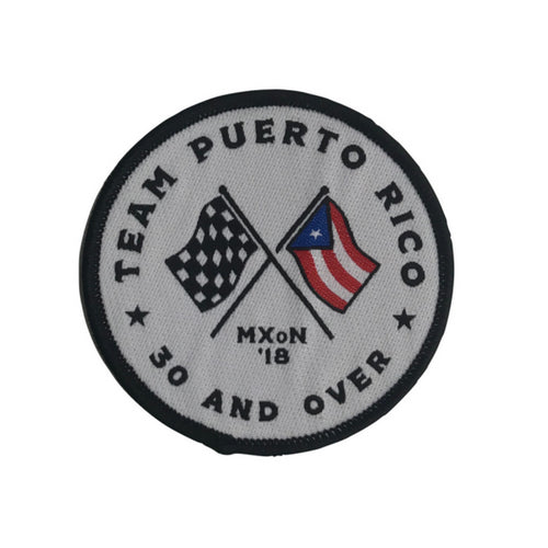 Team Puerto Rico Patch
