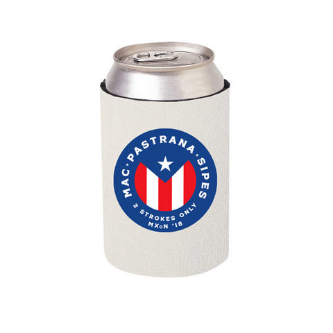2-Strokes Only Koozie