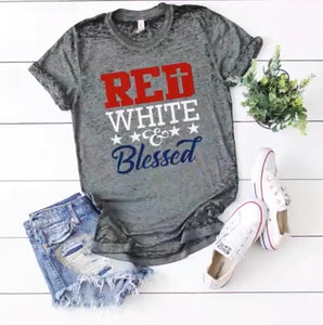 Red, White and Blessed