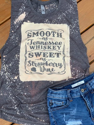 Smooth as Tennessee Whiskey (Acid Wash)