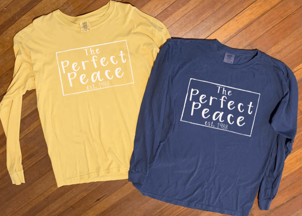 2020 Perfect Peace Logo