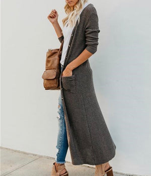 Pocket Sweeper Cardigan