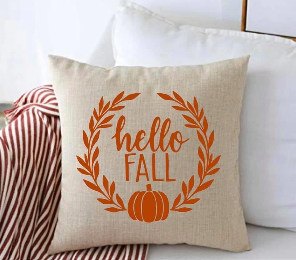Fall & Thanksgiving Pillow Covers