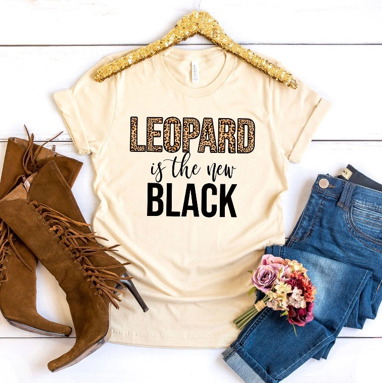 Leopard is the new Black