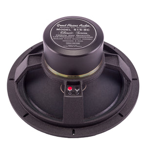 "515-8C 15"" Low-Frequency AlNiCo Loudspeaker"