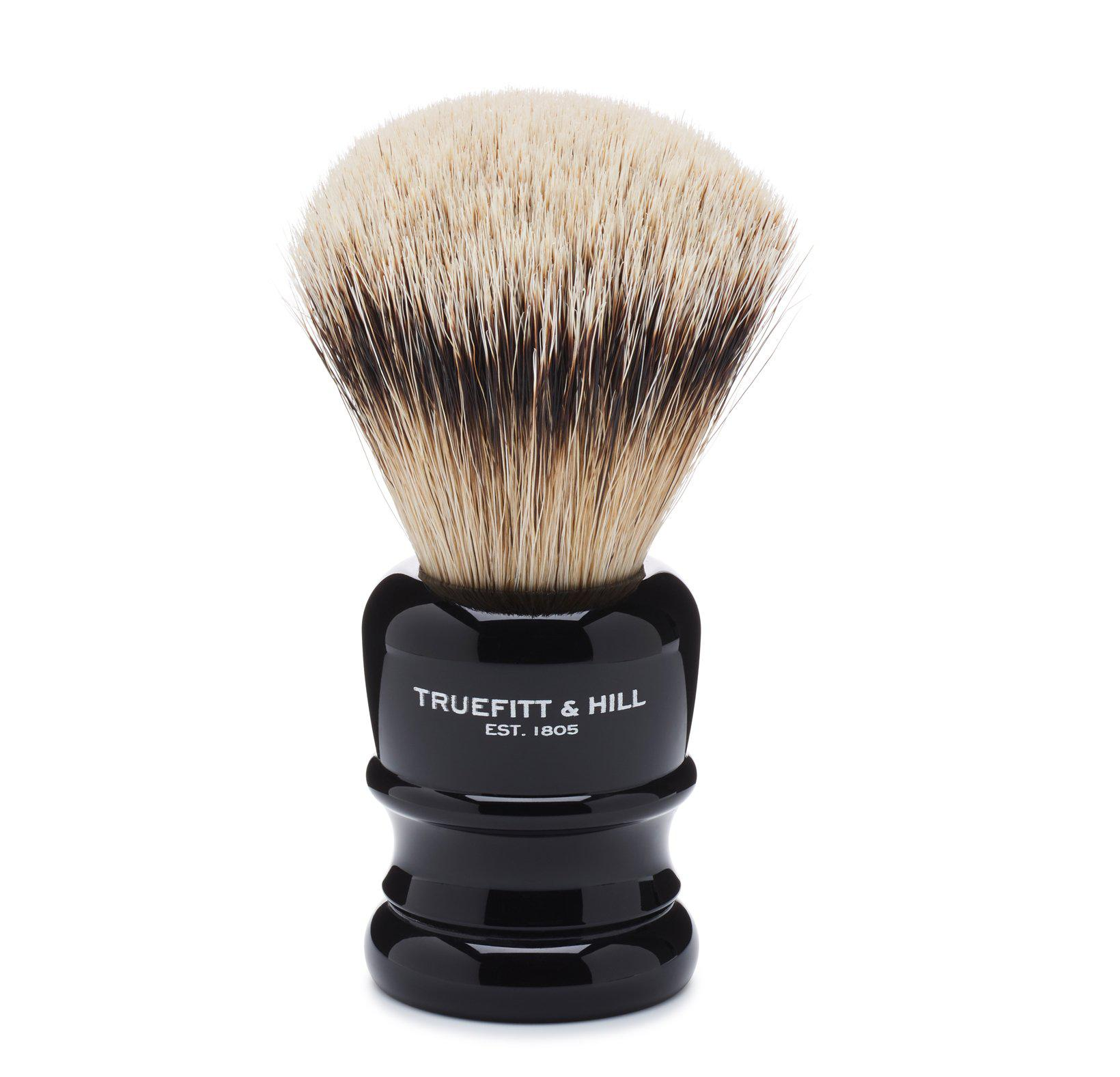 Fox Super Badger Shave Brush Wellington-Truefitt & Hill-Conrad Hasselbach Shoes & Garment