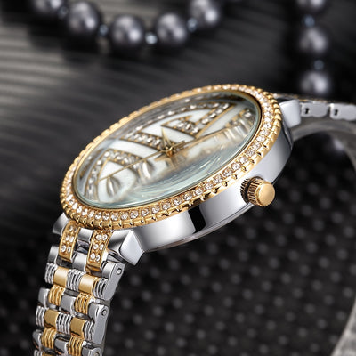Bryn Diamonds Bracelet Watch