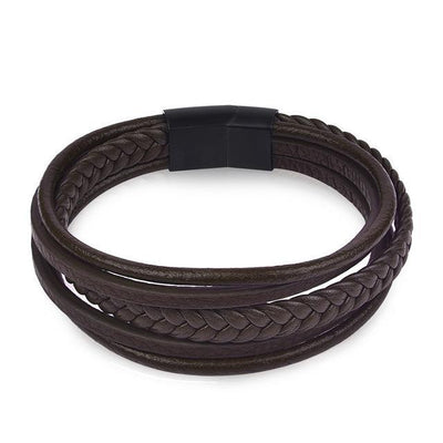 Bracelets - Renegade - Unisex Leather Bracelet