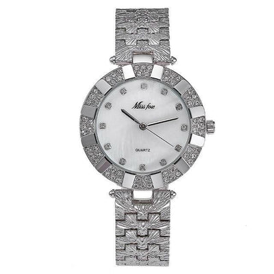 Watches - Alverno Lady's Bling Watch