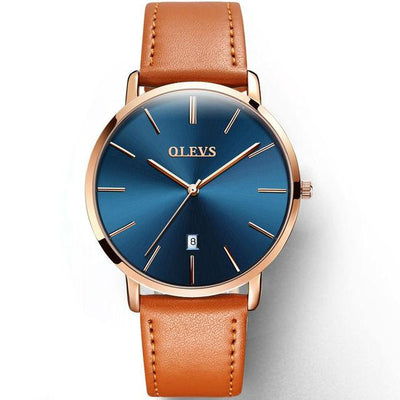 Watches - Carleton Men's Ultra-Thin Watch