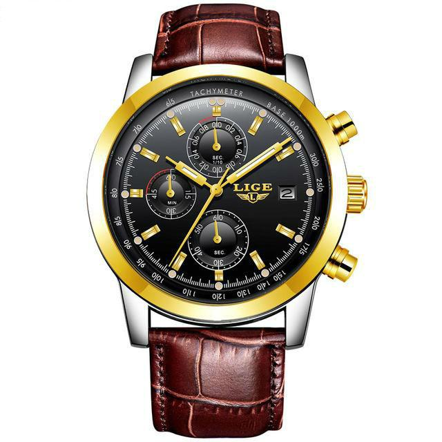 Watches - Dartmouth Men's Chronograph