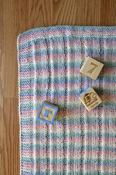 Cherish Baby Blanket Pattern Universal Yarn