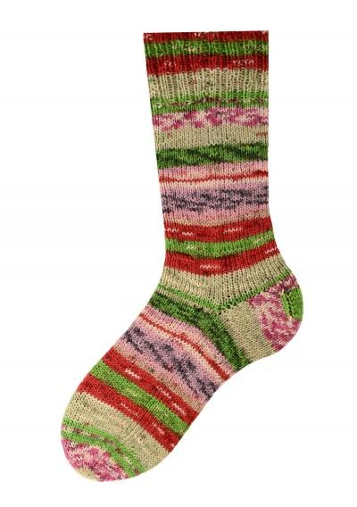 Pix Simple Sock Pattern Wisdom Yarns
