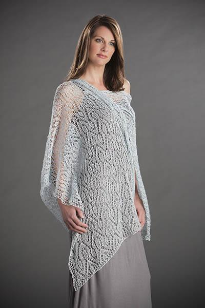 Moonlight Shawl Pattern Nazli Gelin