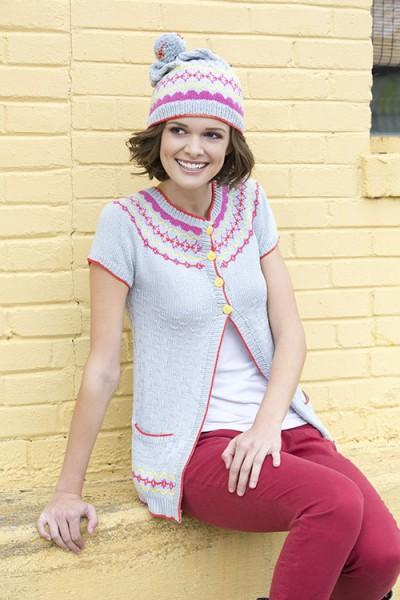 Bamboo Pop Adult Pattern Universal Yarn