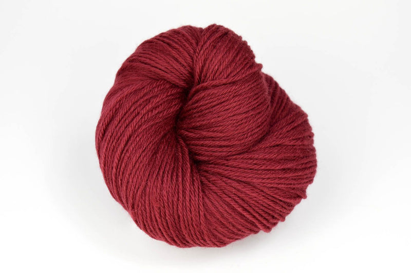 Deluxe Worsted - NEW Yarn Universal Yarn 12170 Madder Red