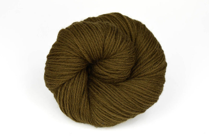 Deluxe Worsted - NEW Yarn Universal Yarn 12181 Bronze Brown