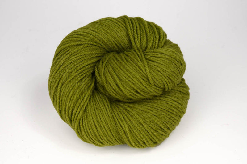 Deluxe Worsted - NEW Yarn Universal Yarn 12224 Chartreuse Olive