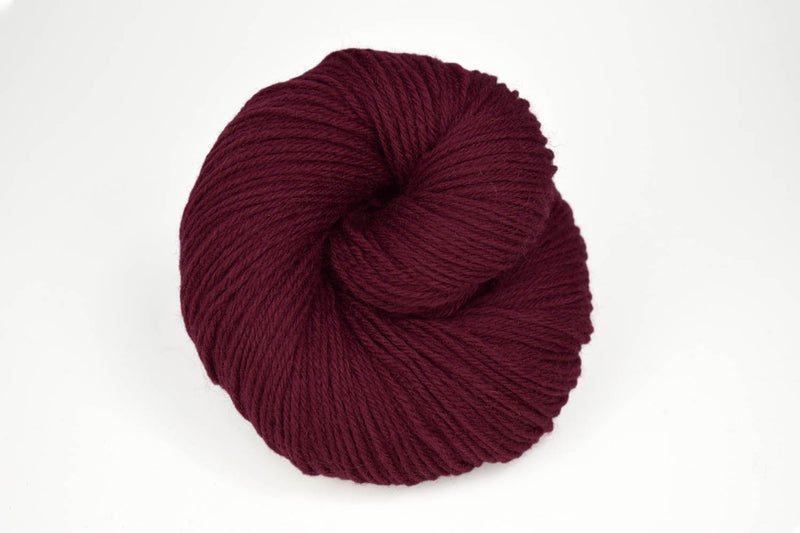 Deluxe Worsted - NEW Yarn Universal Yarn 12293 Burgundy