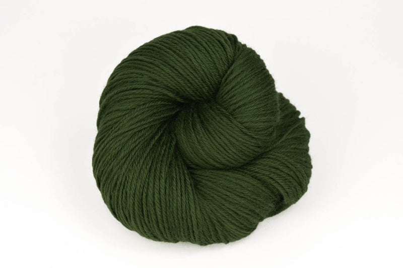 Deluxe Worsted - NEW Yarn Universal Yarn 12296 Green Leaf