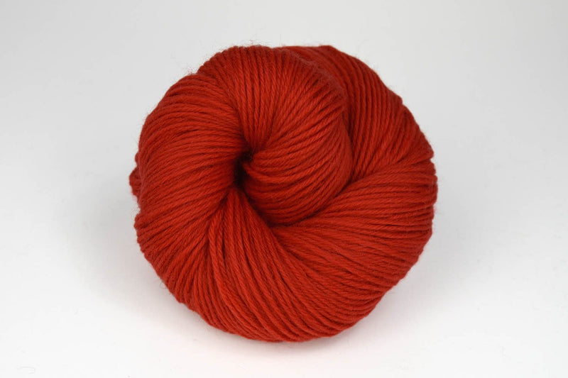 Deluxe Worsted - NEW Yarn Universal Yarn 13001 Autumn Orange