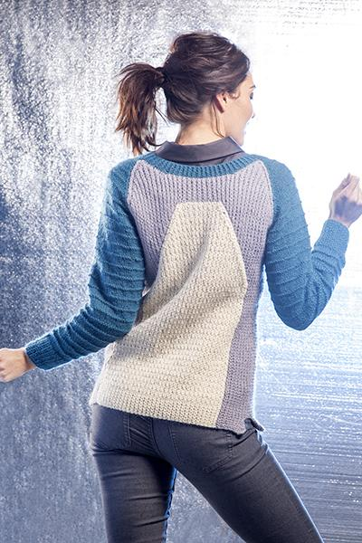 Amp It Up! Pattern Universal Yarn