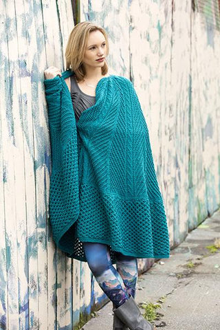 Mitered Square Shawl