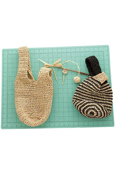 Japanese Knot Bag Pattern Universal Yarn