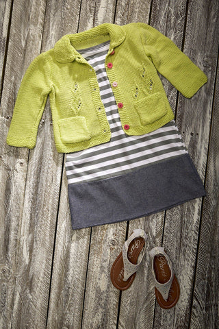 Easy Stripe Pullover