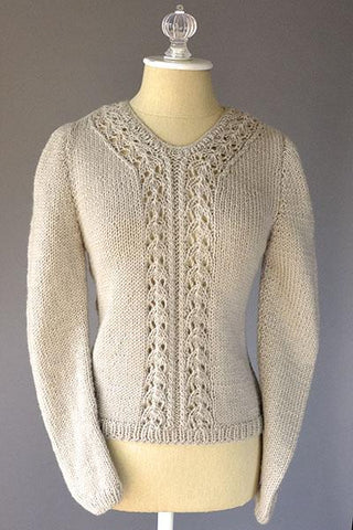Interlacement Sweater