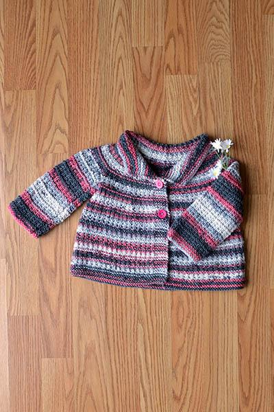 Peony Ridge Jacket Pattern Universal Yarn