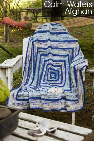 Bamboo Bloom Book 1: Backyard Blooms Pattern Universal Yarn