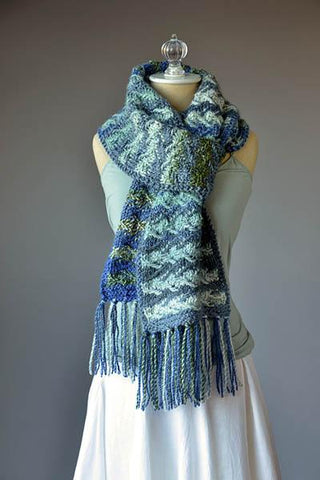 Rising Tide Scarf