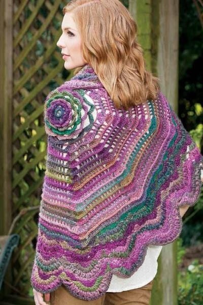 Yumiko Warm Earth Book 3 Pattern Universal Yarn