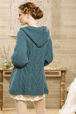 Twisted Brook Pullover