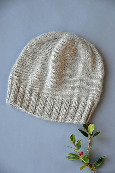 Double Up Hat Pattern Universal Yarn